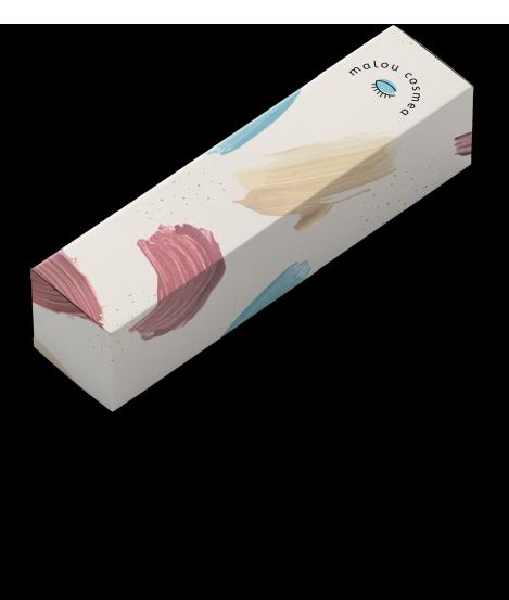Natürlich schöne Wimpern - Malou Cosmea